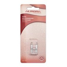 Лапка для пришивания аппликаций открытая Aurora AU-110