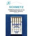 Иглы для бытовых швейных машин и оверлоков Universal №60 (5 шт)
