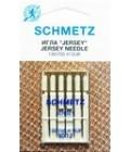 Иглы для бытовых швейных машин и оверлоков Jersey №80 (5 шт) (код 13)