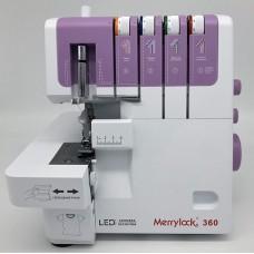 Оверлок Merrylock 360