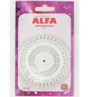 ALFA AF-3023 Булавки портновские на круге ALFA