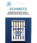 Иглы для бытовых швейных машин и оверлоков Overlock Serger №80 (2 шт), №90 (3 шт) (код 13)