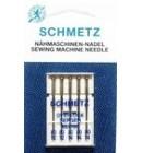 Иглы для бытовых швейных машин и оверлоков Overlock Serger №80 (2 шт), №90 (3 шт)