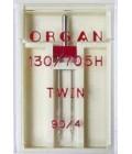 Иглы Organ двойные стандартные № 90