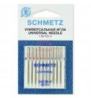 Иглы Schmetz стандартные № 90 130/705H №90/14 (10 шт.) (код 19)