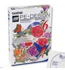 Программное обеспечение Brother PE-Design 6.0