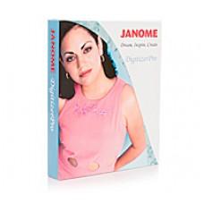 Программное обеспечение Janome Digitizer Pro v.2.0