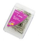 Булавки Donwei NS104 д/закалывания тяжелых тканей (100шт) (код 5)