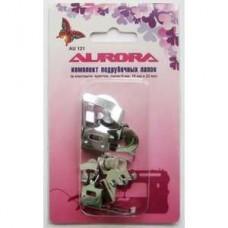 Комплект подрубочных лапок Aurora на 2 мм, 16 мм, 22 мм