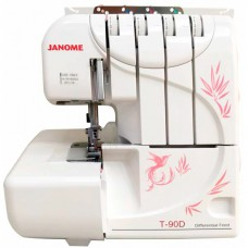 Оверлок Janome T-90D
