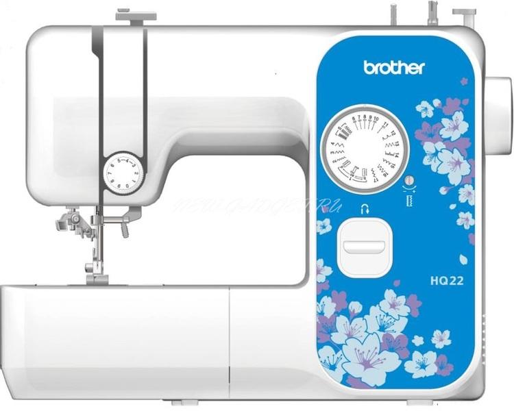 Brother HQ-22 лапка для швейной машинки super ace brother купить